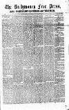Ballymoney Free Press and Northern Counties Advertiser Thursday 16 October 1879 Page 1