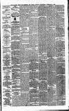 THE M lINSTER NEWS .4.ND LIMERICK AND CLARE ADVOCATE, WEDNESDAY, FEBRUARY 1865 WANTED DECREE, COMPETENT ROOL.KEEPER, perfa•tly •ilh system ..f