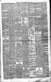 THE 1303113AY GAZETTE, MONDAY, APRIL 9, 1866. u.
