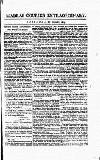 MADRAS COURIER EXTRAORDINARY. SATURDA T, Bth. December, 1804.