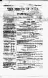 Calcutta : Friday, October 31st, 1879.