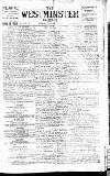 Westminster Gazette Tuesday 31 January 1893 Page 1
