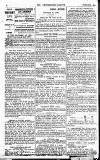 Westminster Gazette Saturday 04 February 1893 Page 6