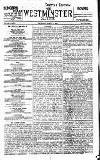 Westminster Gazette Thursday 10 March 1898 Page 1