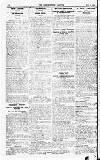 Westminster Gazette Friday 11 July 1919 Page 6
