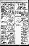 Westminster Gazette Saturday 22 October 1921 Page 10
