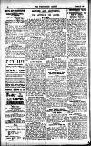 Westminster Gazette Tuesday 25 October 1921 Page 4