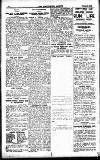 Westminster Gazette Thursday 27 October 1921 Page 10