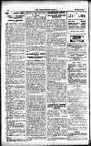 Westminster Gazette Friday 28 October 1921 Page 4