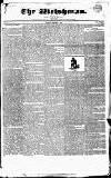 """- i • I ) """" RHYDDID, A GWI,AD FY NGENEDIGAETH."""" PRINTED AND PUBLISHED BY J. L. BRIGSTOCKE, LAMMAS-STREET, CARMAR7'IIEN."""