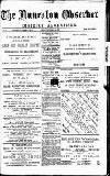 FURNISHING ESTABLISHMENT. J. W. CLAY,