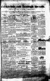 Caernarvon & Denbigh Herald Saturday 12 January 1850 Page 1