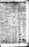 Caernarvon & Denbigh Herald Saturday 02 November 1850 Page 1
