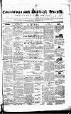 Caernarvon & Denbigh Herald Saturday 01 February 1851 Page 1