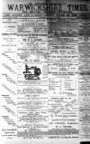 Atherstone, Nuneaton, and Warwickshire Times