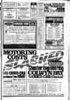 J. W. Chesterton CASTLE GARAGE BEAUMARIS Tel. 355 New Rover 2000 SC. Colour Corsica Blue. List Price New Triumph Dolomite