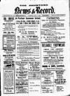 Bromyard News Thursday 02 June 1921 Page 1