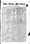 Clare Freeman and Ennis Gazette