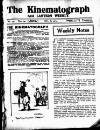Kinematograph Weekly Thursday 08 January 1914 Page 3