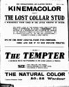 Kinematograph Weekly Thursday 08 January 1914 Page 52