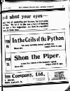 Kinematograph Weekly Thursday 08 January 1914 Page 89