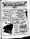 Kinematograph Weekly Thursday 08 January 1914 Page 113