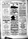 """""""THE FILM DEPOT"""" Established 1913. S. HALING, 91, Great Dude St., Manchester. : : Telegrams— """"Featufilm, Manchester' Phone.—City it 46."""