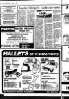 Whitstable Times and Herne Bay Herald Friday 04 January 1980 Page 22