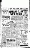 Germans Still Pour into Marseilles