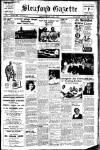 Sleaford Gazette Friday 27 June 1952 Page 1