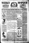 Weekly Dispatch (London) Sunday 09 August 1896 Page 1