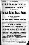 W. & A. McARTHUR, LTD., COMMISSION AGENTS FOR THE SALE OF 011Tligg Ilignint HIDES, & PRODUCE.