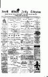 South Wales Daily Telegram Wednesday 05 July 1882 Page 1