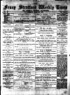 North Bucks Times and County Observer Thursday 21 August 1879 Page 1