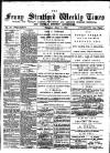 North Bucks Times and County Observer Thursday 08 April 1880 Page 1